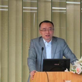 深圳科技工业园(集团)有限公司董事长李宁照片