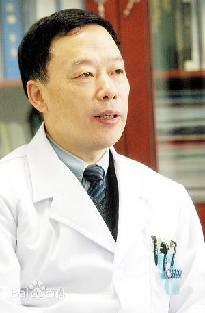 天津医科大学副校长周清华照片