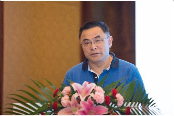华中科技大学附属协和医院肿瘤科主任伍钢照片
