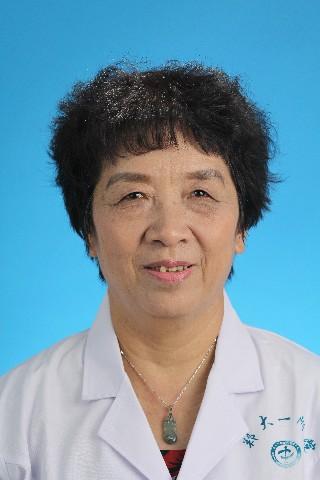郑州大学第一附属医院肿瘤科主任,教授樊青霞照片