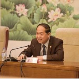 全国卫生产业企业管理协会智慧医疗分会常务副会长兼秘书长刘党军