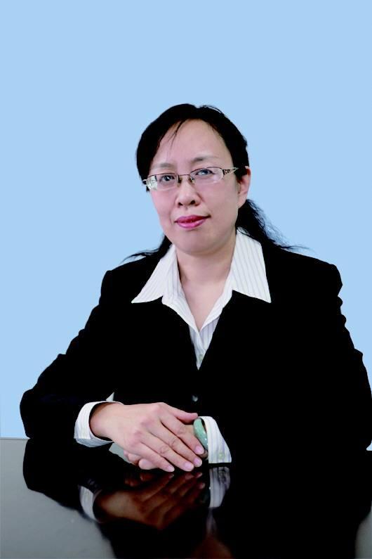 山东大学管理学院教授潘爱玲照片