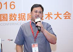 子衿技术团队首席架构师徐戟 照片