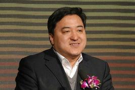 中央网络安全和信息化领导小组办公室信息化发展局副局长董宝青照片