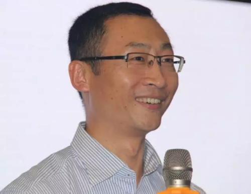 沃尔玛(中国)供应链高级总监房鼎容照片