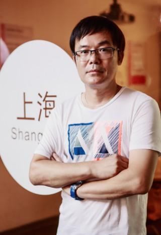 1号店供应链高级总监杨平照片