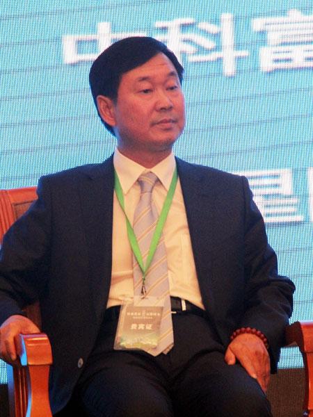 申通集团副总裁熊大海照片