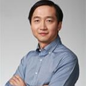 京东云平台高级总监朱凌照片
