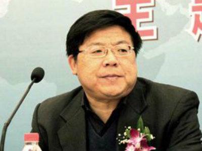 中国企业家协会副理事长刘鹏照片
