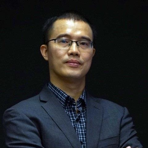 工业4.0研究院院长胡权照片