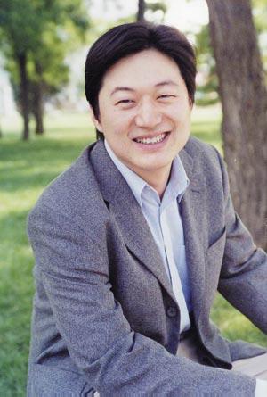 国际领袖计划成员张鸿勋照片