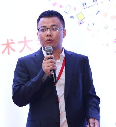 浪潮高级软件工程师霍俊路照片