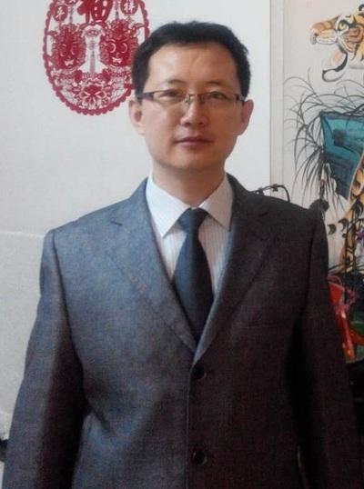 华胜天成数据库架构师李海翔照片