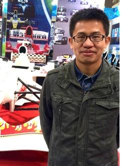 eBay资深工程师苏良飞照片
