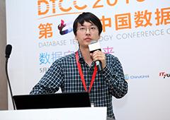 腾讯TEG高级工程师张磊照片