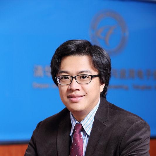 清华大学电机系副教授陈启鑫照片