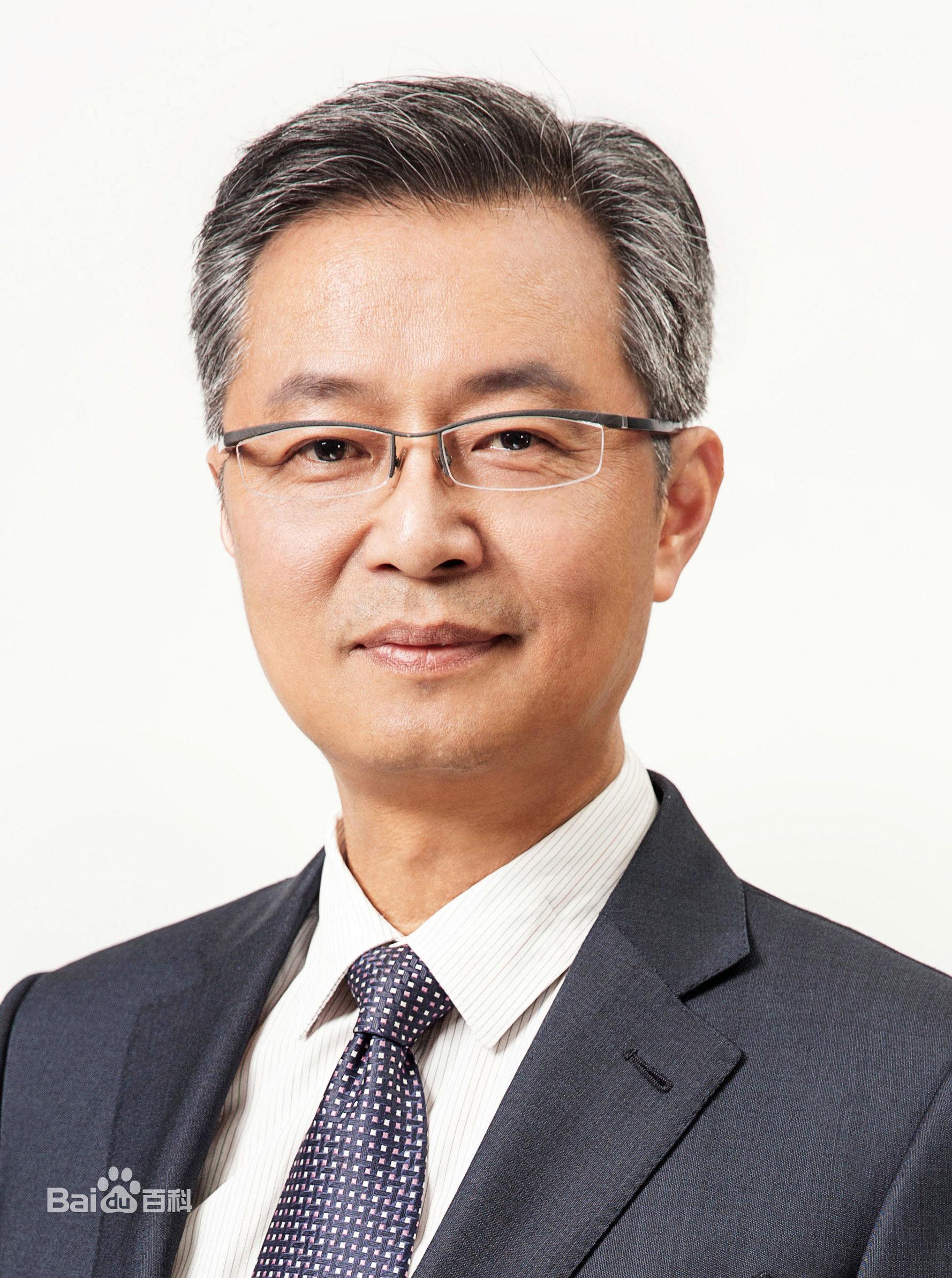 浙江大学管理学院院长吴晓波
