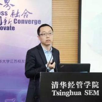 北京易华录信息技术股份有限公司副总裁王锐锋