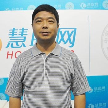 连云港杰瑞电子有限公司副总经理邱保国