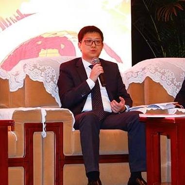 南京莱斯信息技术股份有限公司副总裁龚维强照片