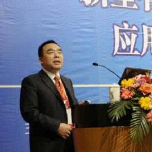 安琪酵母股份有限公司总工程师李啸照片