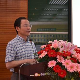 浙江大学生物工程研究所 研究员杨立荣照片
