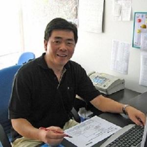 上海交通大学教授袁景淇照片