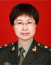 解放军307医院全军造血干细胞研究所副所长王丹红照片