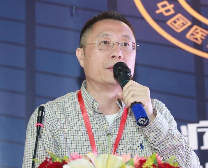深圳源正細胞醫療技術有限公司副總裁兼首席科學家周向軍照片