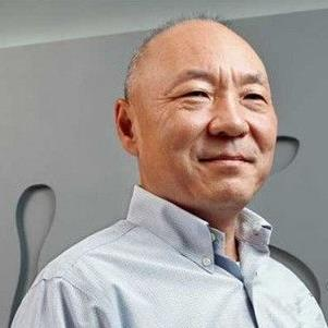 辉瑞制药有限公司中国区总裁吴晓滨照片
