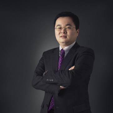 锦江都城酒店公司COO李予恺照片