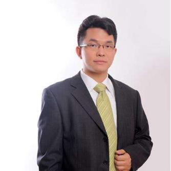 安心贷执行董事翁立峰照片