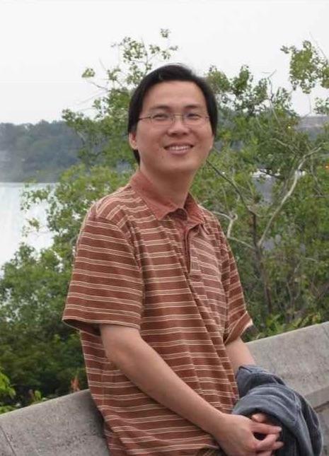 北京大學北京國際數學中心教授文再文照片