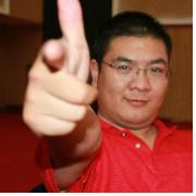 长生鸟CEO高世兴照片