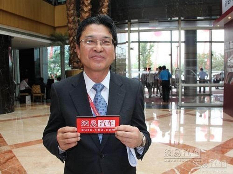 丰田、爱信精机集团执行董事小吹信三照片