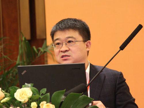 安踏体育总裁张涛