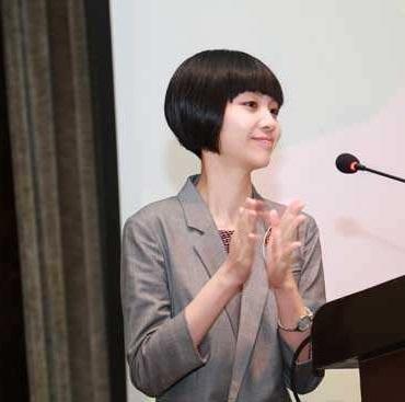 YANG DESIGN设计策略研究所创办人策略总监黄晓靖照片