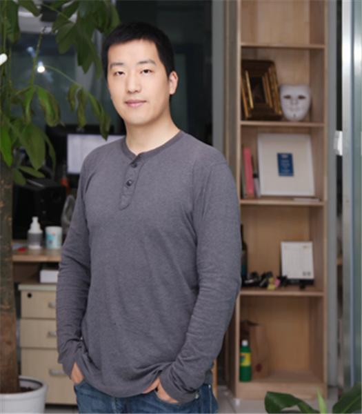 大咖拍卖创始人兼CEO张皓照片