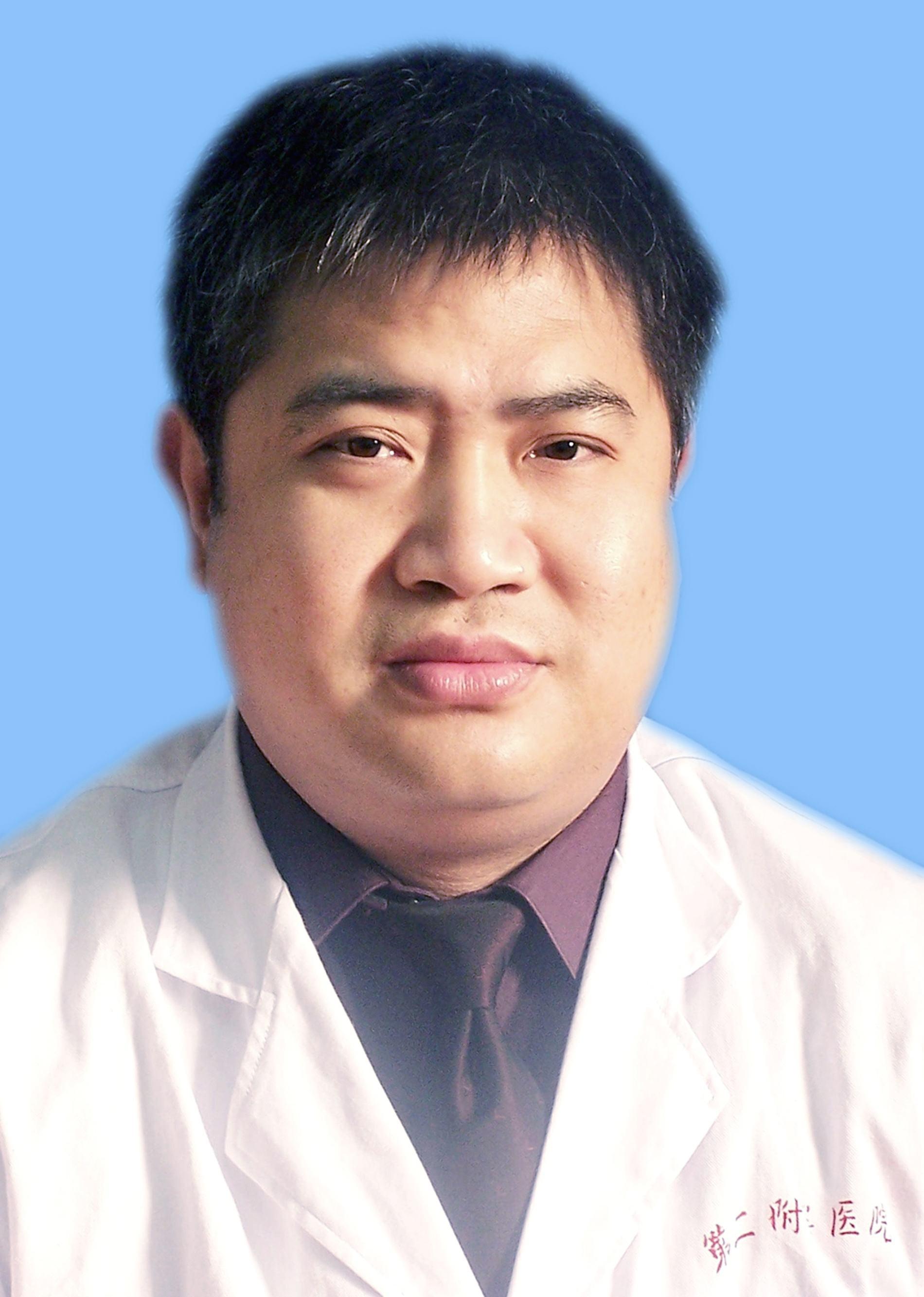 南昌大学第三附属医院副院长廖琦