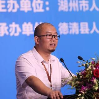 中國航空規劃建設發展有限公司規劃咨詢研究院副院長陳陽照片