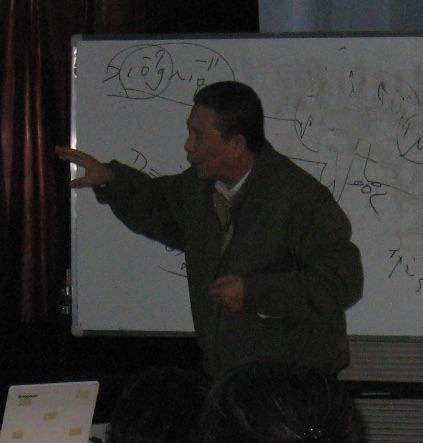 北京分析仪器厂北京分析仪器研究所高级工程师庞增义照片