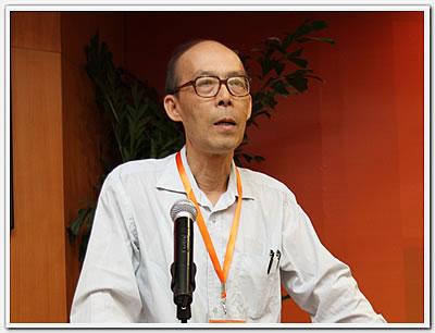 中国小额信贷联盟理事长杜晓山照片