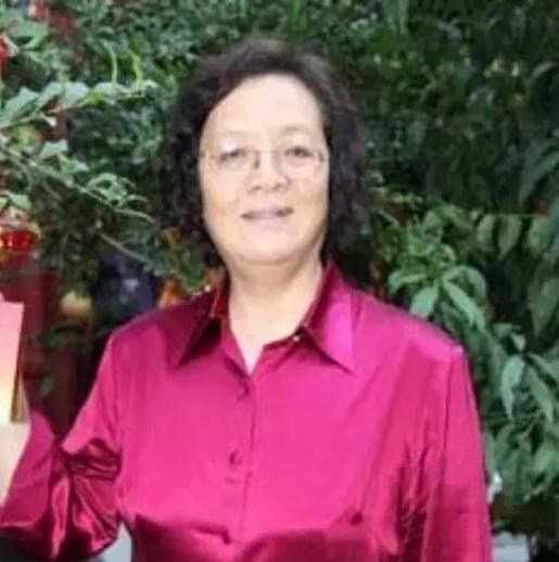 北京市十五中历史教研组长范桂英照片