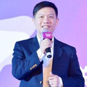 明略数据董事长吴明辉照片
