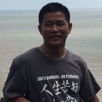 上海绿岸运维总监叶俊强