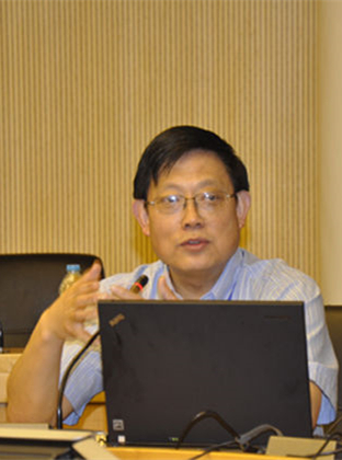 中国科学院上海生命科学研究院健康科学研究所所长时玉舫照片