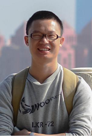 腾讯公司高级软件工程师雷海林照片