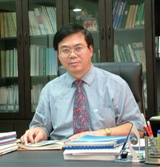 中国水产学会副理事长桂建芳照片