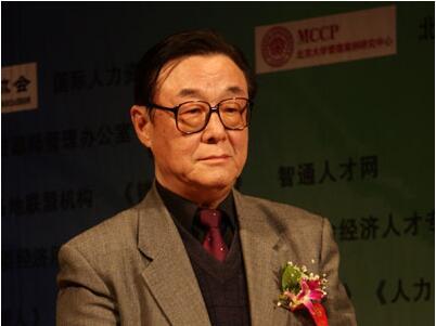 中国人力资源开发研究会常务副会长兼秘书长潘金云照片