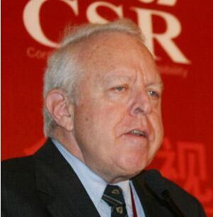 联合国秘书长行政办公室高级顾问Fred dubee照片